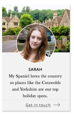 Sarah - Pet Concierge