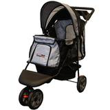 Black/Silver All Terrain Buggy