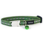 Green Reflective Collar
