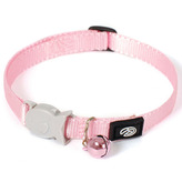 Plain Pink Kitten Collar