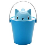 Crick container blue
