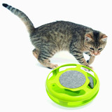 Sonic Mouse Cat Toy (Battery Powered)