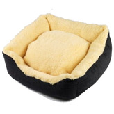 Senior Sheepy Dog Bed