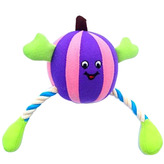 Pumpkin Pricilla Pet Toy