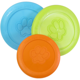 Orange Flying Zisc Frisbee Toy