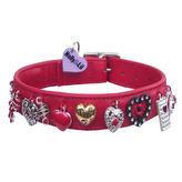 Hearts And Flowers Collar