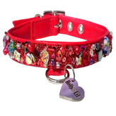 Ruby Slippers Collar