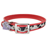Cowspot & Red Safari Collar