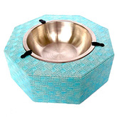 Octagonal Feeding Bowl