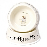 Scruffy Mutts Bowl