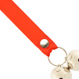Poochie Bells, Plain (Red)