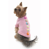 Pretty Petal Dog Jumper