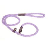 Purple Slimline Rope Slip Lead