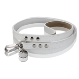 Polo City Leash – White