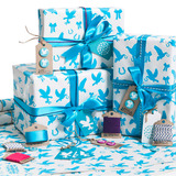Love Birds Gift Wrap