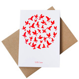 Love Birds mixed multipack