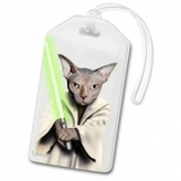 Master Luggage Tag