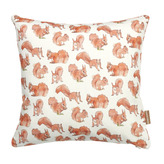 Squirrel Repeat Cushion