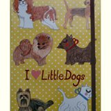 Little Dogs Notebook